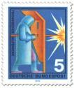 Stamp: Technisches Hilfswerk: Sauerstofflanze