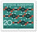 Stamp: Chemische Formel (Chemiefaserforschung)