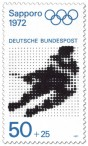 Stamp: Eishockey  (Olympische Winterspiele Sapporo 1972)