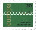 Stamp: Europamarke 1971 (Kette)