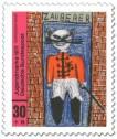 Stamp: Kinderbild: Der gestiefelte Kater