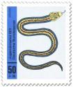 Stamp: Kinderbild Schlange