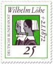 Stamp: Krankenschwestern (Wilhelm Löhe)