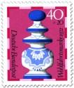Stamp: Dame (Schachfigur)