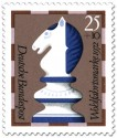 Stamp: Springer (Schachfigur)