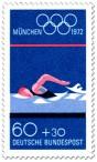 Stamp: Schwimmen (Olympische Spiele 1972)