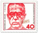 Stamp: Maximilian Kolbe (Pater, in Auschwitz ermordet)