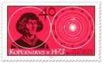 Stamp: Nikolaus Kopernikus (Astronom)