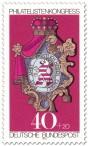 Stamp: Posthausschild Hessen Kassel