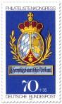 Stamp: Posthausschild Kurpfalz-Bayern