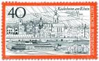 Stamp: Rüdesheim am Rhein (Stadtansicht)
