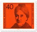 Stamp: Helene Lange (Frauenrechtlerin)