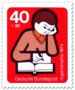 Stamp: Lesen, Schreiben, Lernen