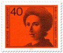 Stamp: Rosa Luxemburg Sozialistin
