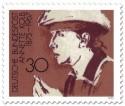 Stamp: Annette Kolb (Schriftstellerin)