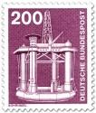 Stamp: Bohrinsel