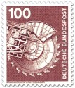 Stamp: Braunkohlenförderbagger