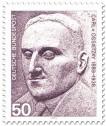 Stamp: Carl Von Ossietzky (Schriftsteller, Journalist)