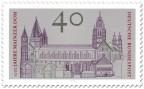 Stamp: Dom zu Mainz (1000 Jahre)