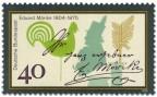 Stamp: Eduard Mörike (Erzähler, Pfarrer)