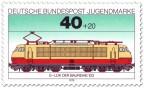 Stamp: Eisenbahn: Elektrolokomotive Baureihe 103