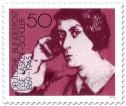 Stamp: Else Lasker-Schüler (Dichterin)
