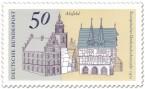 Stamp: Fachwerkhäuser in Alsfeld