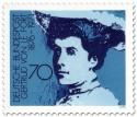 Stamp: Gertrud von Le Fort (Schriftstellerin)