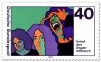 Stamp: Kampf dem Drogenmissbrauch