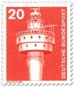 Stamp: Leuchtturm 1975