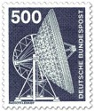 Stamp: Radioteleskop