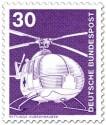 Stamp: Rettungshubschrauber