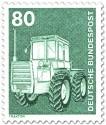 Stamp: Traktor