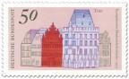 Stamp: Trier - Historische Häuser, Steipe