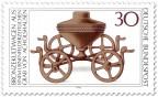 Stamp: Kultwagen aus Bronze (aus Acholshausen)