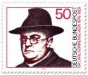 Stamp: Dr. Carl Sonnenschein (mit Hut)