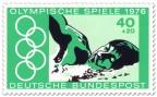 Stamp: Freistil-Schwimmen (Olympia 1976)