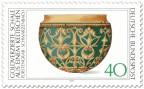 Stamp: Goldverzierte Schale (Keltisch)