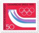Stamp: Olympische Spiele 1976 Insbruck