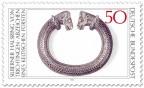 Stamp: Silberner Halsring (keltisch)