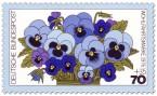 Stamp: Stiefmütterchen