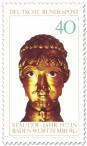 Stamp: Barbarossakopf (Stauferjahr in Baden-Württemberg)