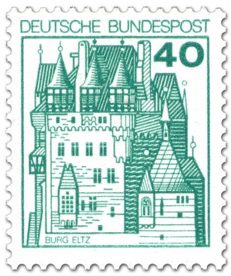 Stamp: Burg Eltz