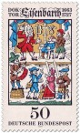 Stamp: Doktor Johannes Andreas Eisenbarth (Arzt)
