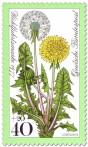 Stamp: Löwenzahn, Pusteblume