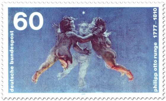 Stamp: Putten von Philipp Otto Runge