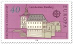 Stamp: Altes Rathaus Bamberg