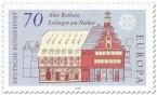 Stamp: Altes Rathaus Esslingen am Neckar