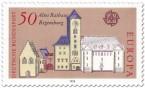 Stamp: Altes Rathaus Regensburg