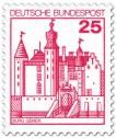 Stamp: Burg Gemen